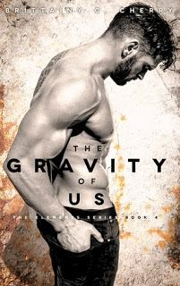 The elements #4 The gravity of us de Brittainy C.Cherry