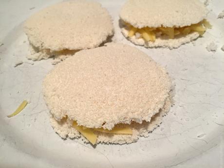 Variante – Mini « sandwiches » de tapioca