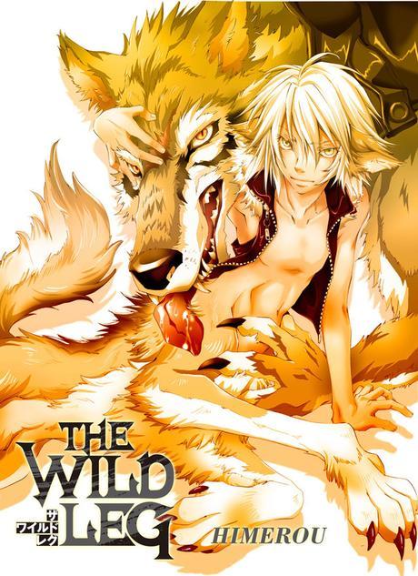 The Wild Leg, la nouvelle série du duo Akira HIMEKAWA (Zelda : Twilight Princess)