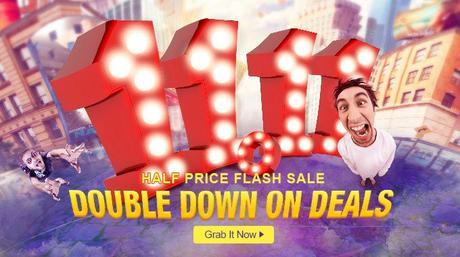 Single Day : des tonnes de promotions chez GearBest pour le 11.11 !