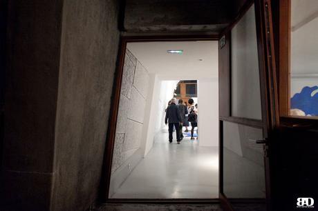 Expo Téthys Théodore Fivel MAMO Cité Radieuse Marseille, art contemporain
