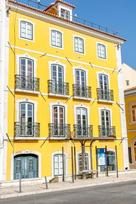 Nos débuts à Lisbonne