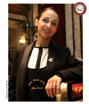 Iulia Scavo est le MASTER OF PORT 2017