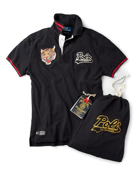 Polo Limited Edition – The Collegiate Shirt
