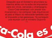 Chantage fiscalité part Coca Cola [Actu]
