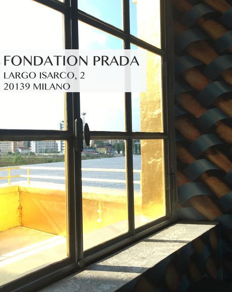 city guide Milano Fondation Prada