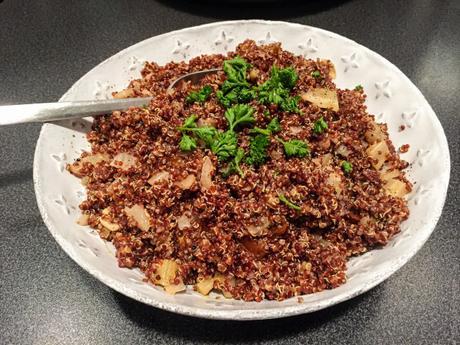 Pilaf – Quinoa au fenouil