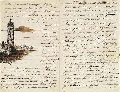 Bribes de Victor Hugo