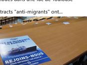Génération identitaire crache morts #Toulouse