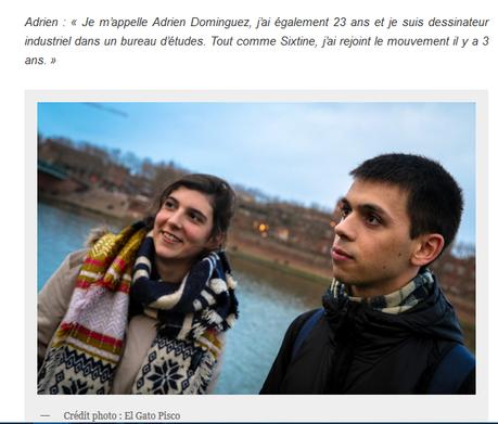 Génération identitaire crache sur les morts à #Toulouse