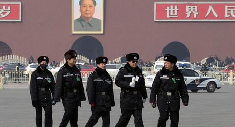 Sécurité en Chine