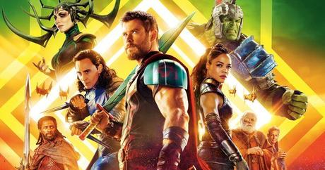 Box-office US du week-end du 09/11/2017 : Thor reste solidement assis sur le trône de leader du B.O. !
