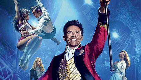 Nouvelle affiche internationale pour The Greatest Showman de Michael Gracey