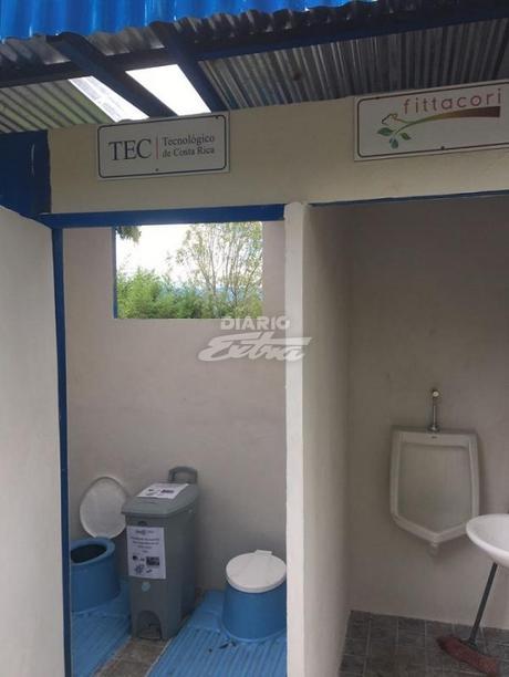 Toilettes sèches pour tous !