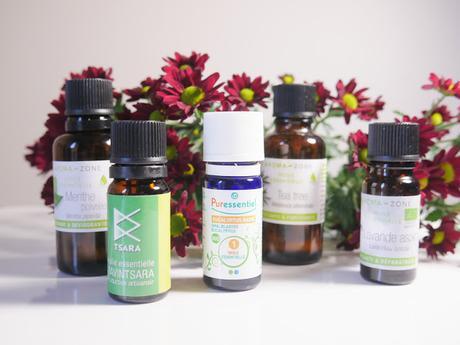 Mes huiles essentielles pour survivre aux maux de l'hiver