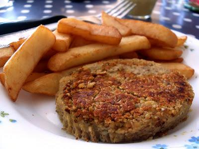 Steaks de flageolets (Vegan)
