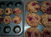 Muffin framboises