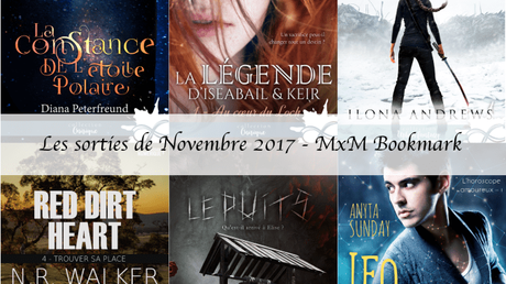 [À Paraître] MxM Bookmark – Novembre 2017