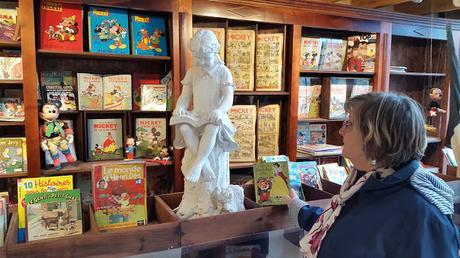 Visite 22 Village du livre à Sablons 33