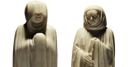 jean de cambrai, sculpture, christies, auction, medieval, louvre
