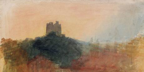 william-turner, artiste-peintre, romantisme, norham-castle, signac, arasse