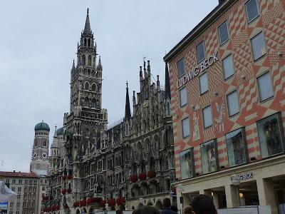 Les 1001 visages de Munich