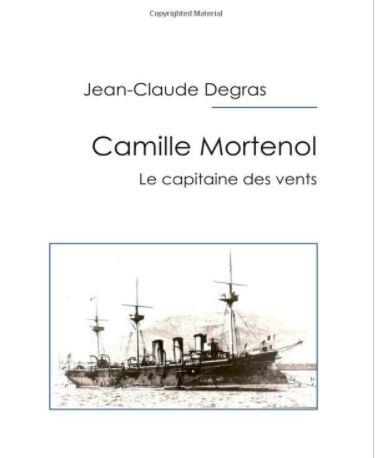 Camille Mortenol par Jean-Claude DEGRAS