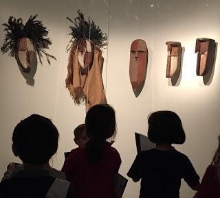 Bas les masques sur les ateliers enfants au quai Branly