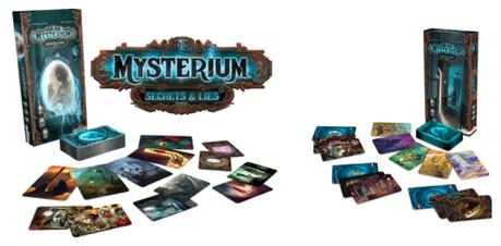 [Jeux de Société] Test – Mysterium & Extensions