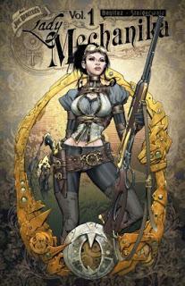 Lady Mechanika #1 : Le mystère du corps mécanique ( 1ère partie) de Joe Benitez et Peter Steigerwald