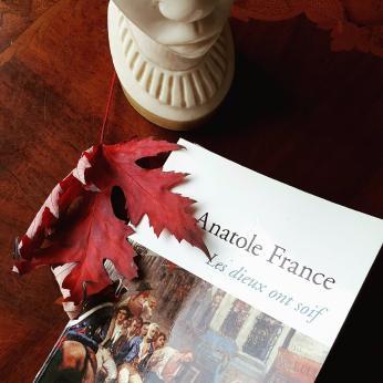 Les dieux ont soif, d'Anatole France