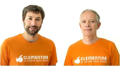Compta Clémentine - Succès d'une start-up lancée par un fils et son père !
