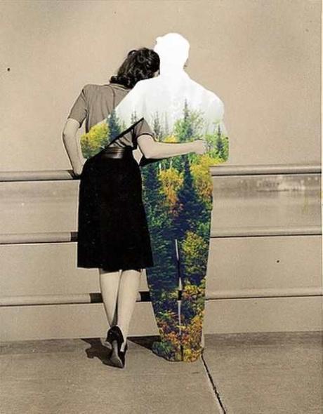 Collages surréalistes : l'imagination débordante de Merve Ozaslan
