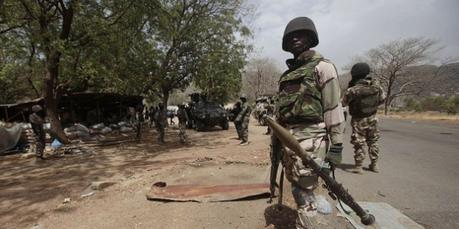 Trois soldats et un milicien tués dans une embuscade de Boko Haram au Nigeria