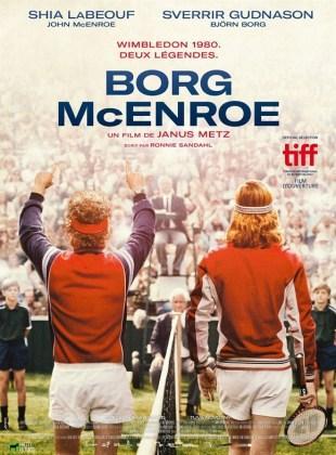 [Critique] Borg/McEnroe