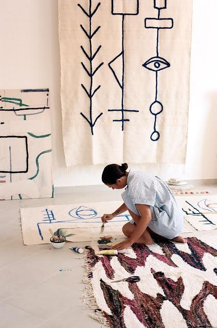Collectif Project Inside /  Le retour de la céramique dans nos intérieurs /