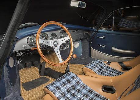 Une Porsche 356 Outlaw de 1965 aux enchères
