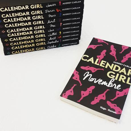 Novembre | Audrey Carlan (Calendar Girl #11)