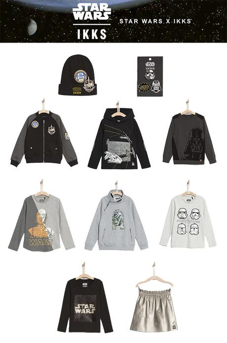 IKKS x Star wars collection