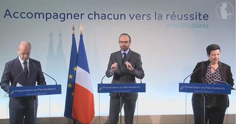 Plan Étudiants : les premières annonces d'Edouard Philippe