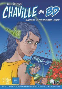 Chaville en BD : seconde édition – 2 décembre 2017
