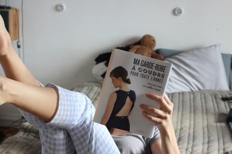 Revue couture : le pantalon février de Charlotte Auzou