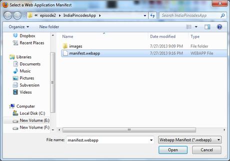 Tutoriel Firefox OS : écrire Hello World