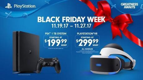 PlayStation 4 1To black Black Friday PS VR meilleurs prix
