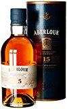 Aberlour Whisky Single Malt 15 ans 70 cl