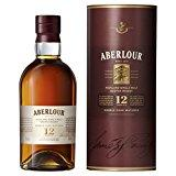 Aberlour 12 ans d'âge Double Cask Matured scotch single malt whisky 70 cl