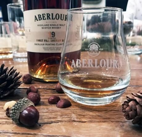 L'Aberlour 19 ans First-Fill Sherry Butt mon plus grand coup de cœur @gentilgourmet