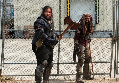 """The Walking Dead épisode 4 : """"et pourtant je souris"""""""