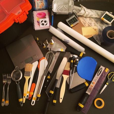 Le contenu de ma valise pour le jour de l'examen !