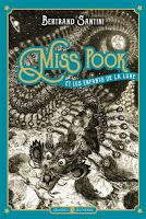 Miss Pook et les enfants de la lune - Bertrand Santini